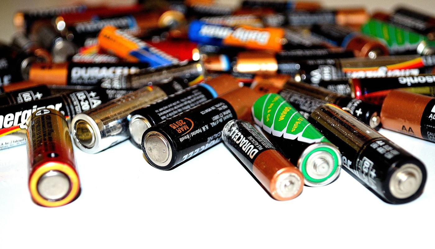 Рециклиране на използвани батерии - от бита и бизнеса